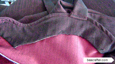 sewing braces pattern
