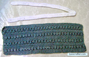 how to crochet hood