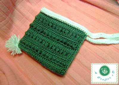 crochet hood free pattern