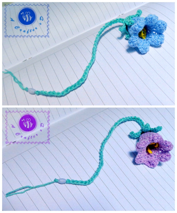 bellflower crochet pattern