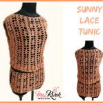 Crochet Sunny lace tunic