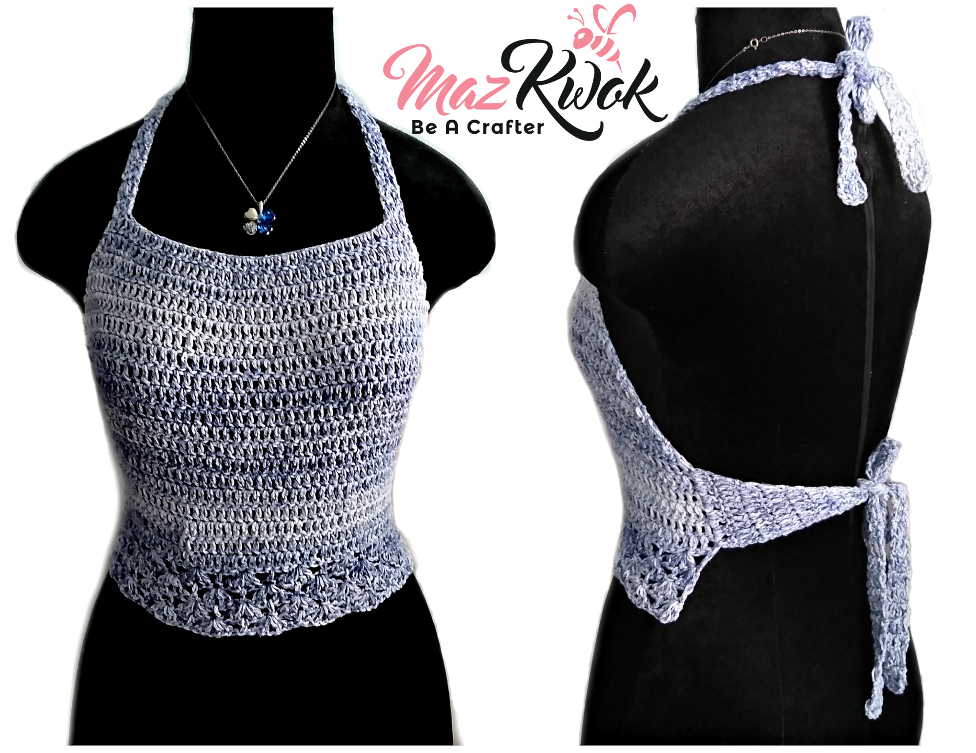 halter top free pattern