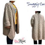 Crochet Snuggly cardi